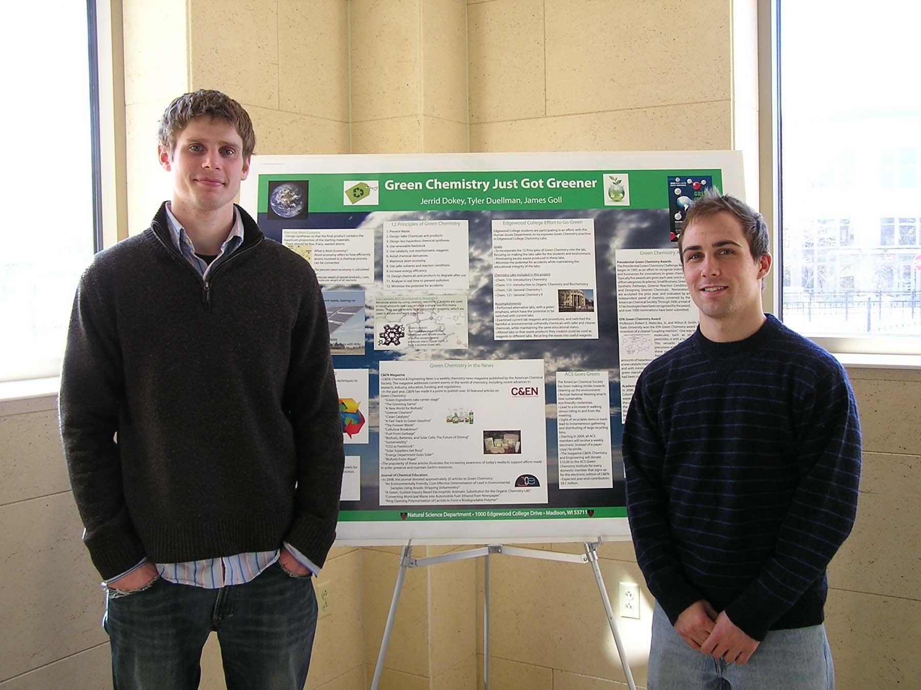 Edgewood Engaged Poster Session